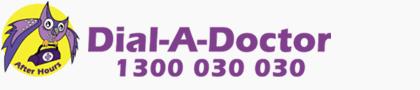 Dial-a-Doctor Logo